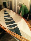 New Boat Nearly Built